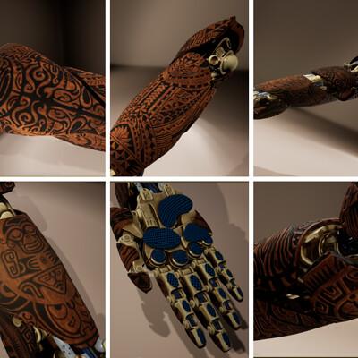 Stephen boyd stephen boyd polynesian collage