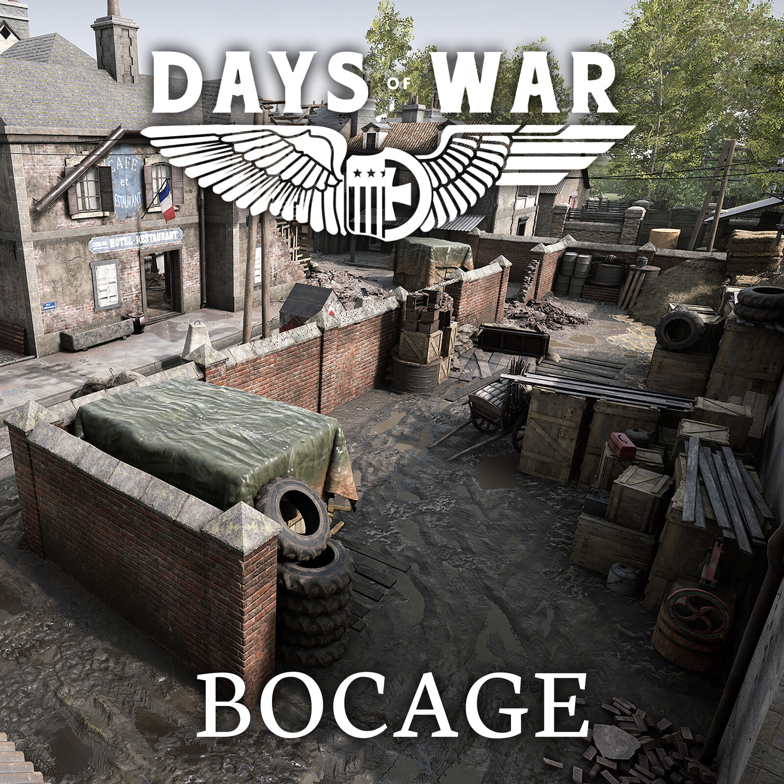 Days of War - Bocage
