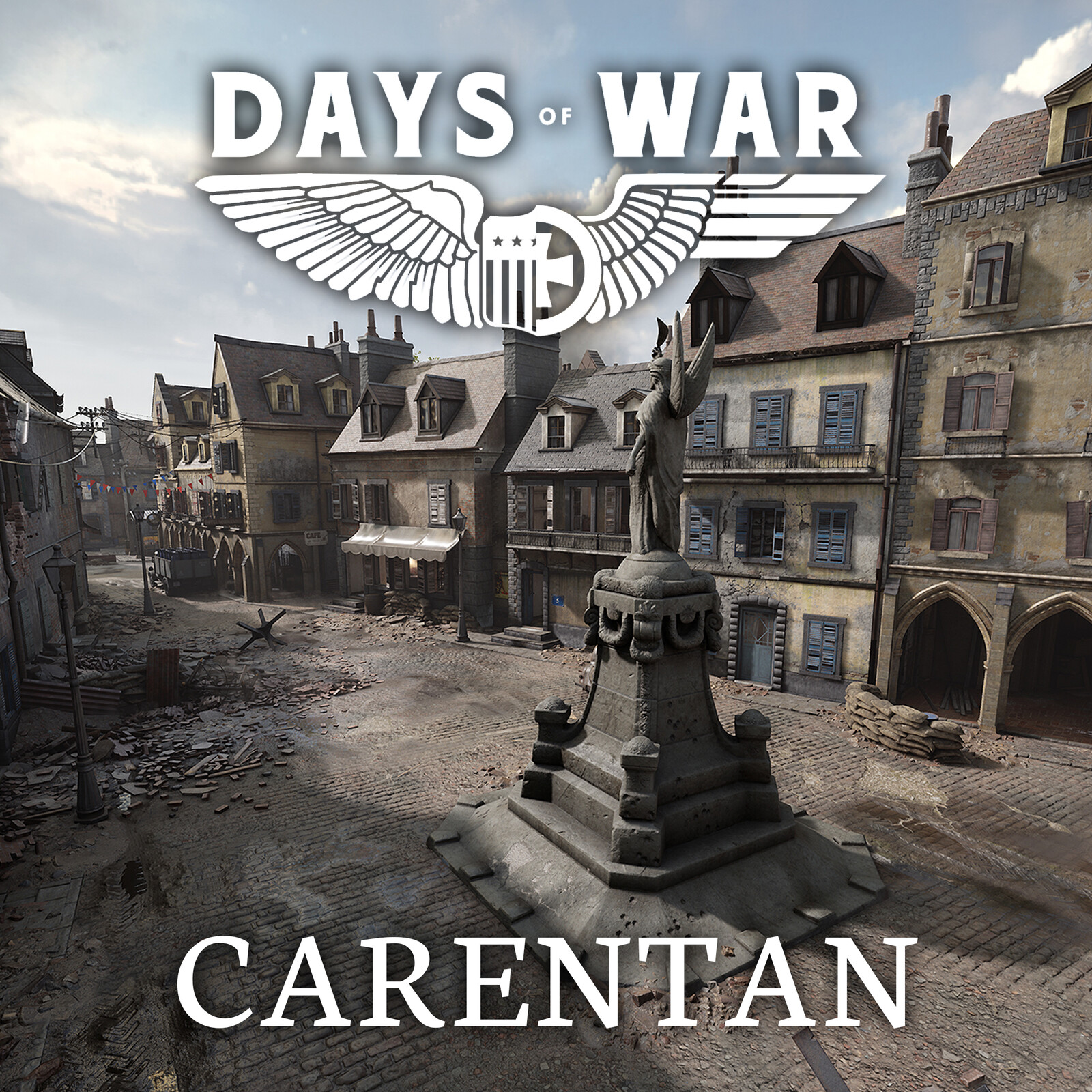 Days of War Carentan
