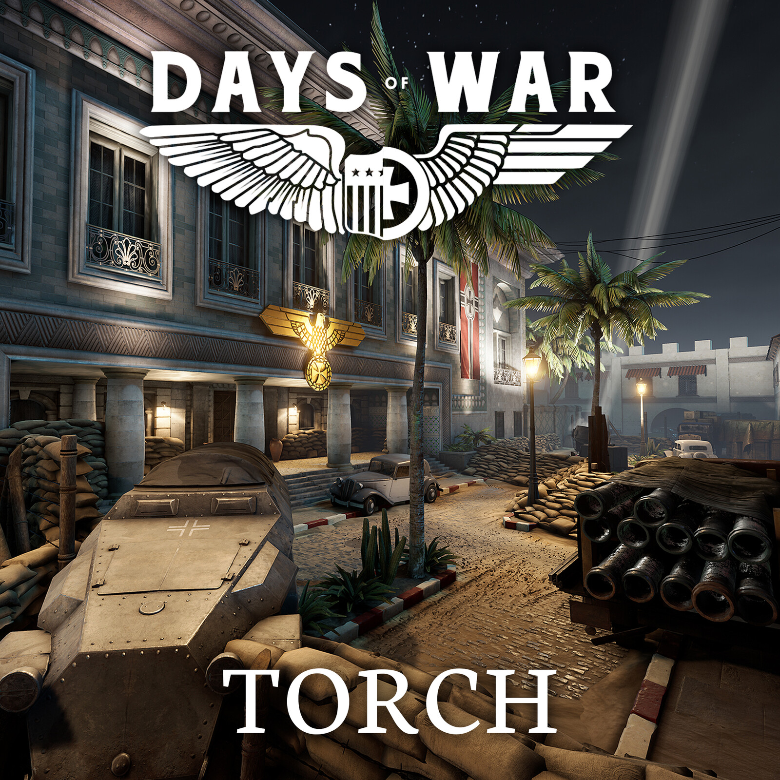 Days of War - Torch