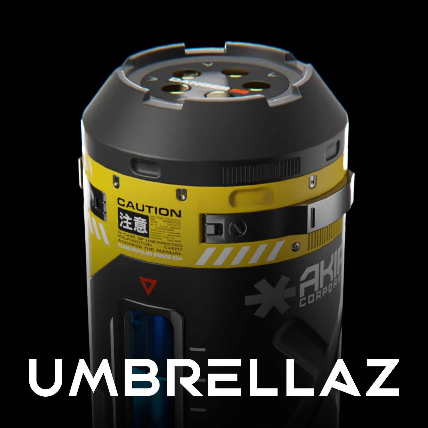 UMBRELLAz - Universal Type. Battery 01