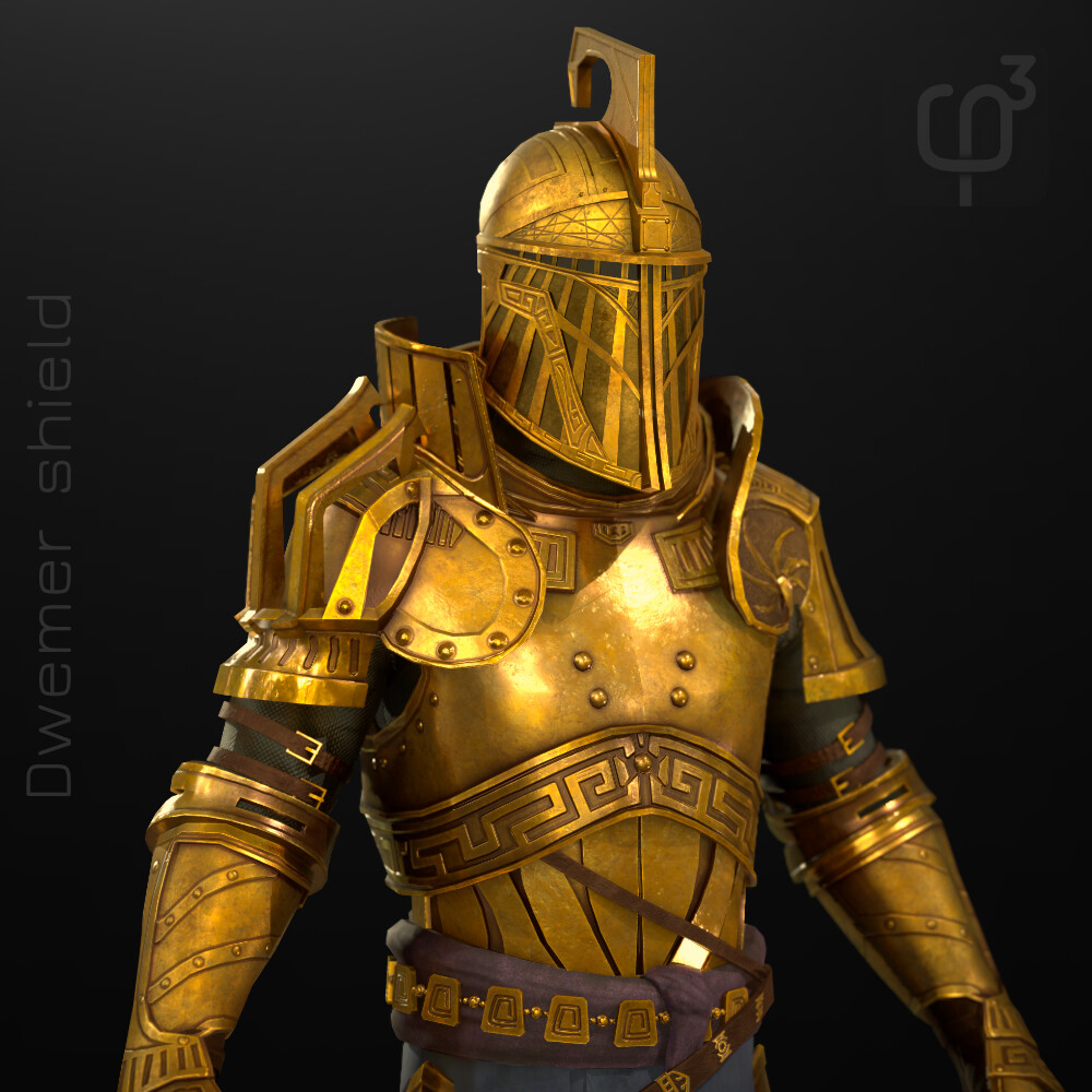 Dwemer Armor Set