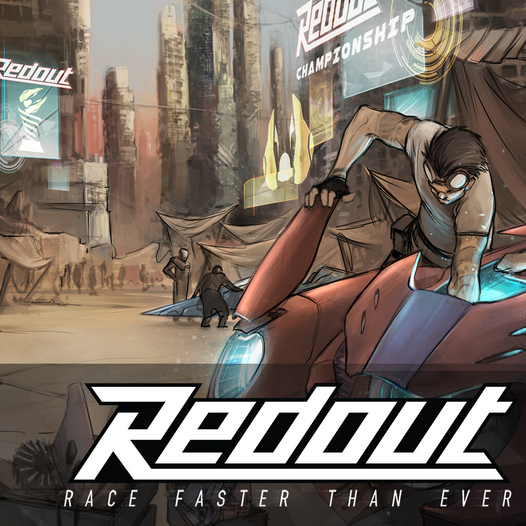 REDOUT - Background story