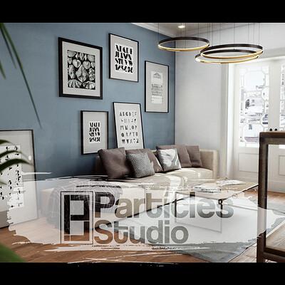 Archviz interior render with Unreal Engine (RTX)