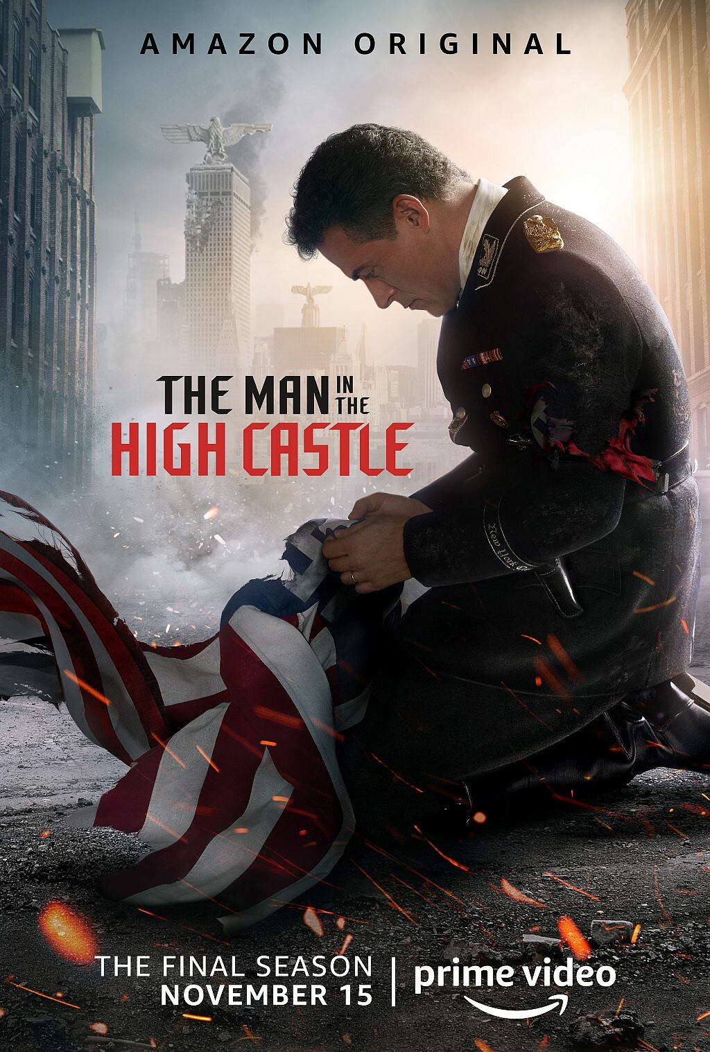 The Man in the High Castle - Statue