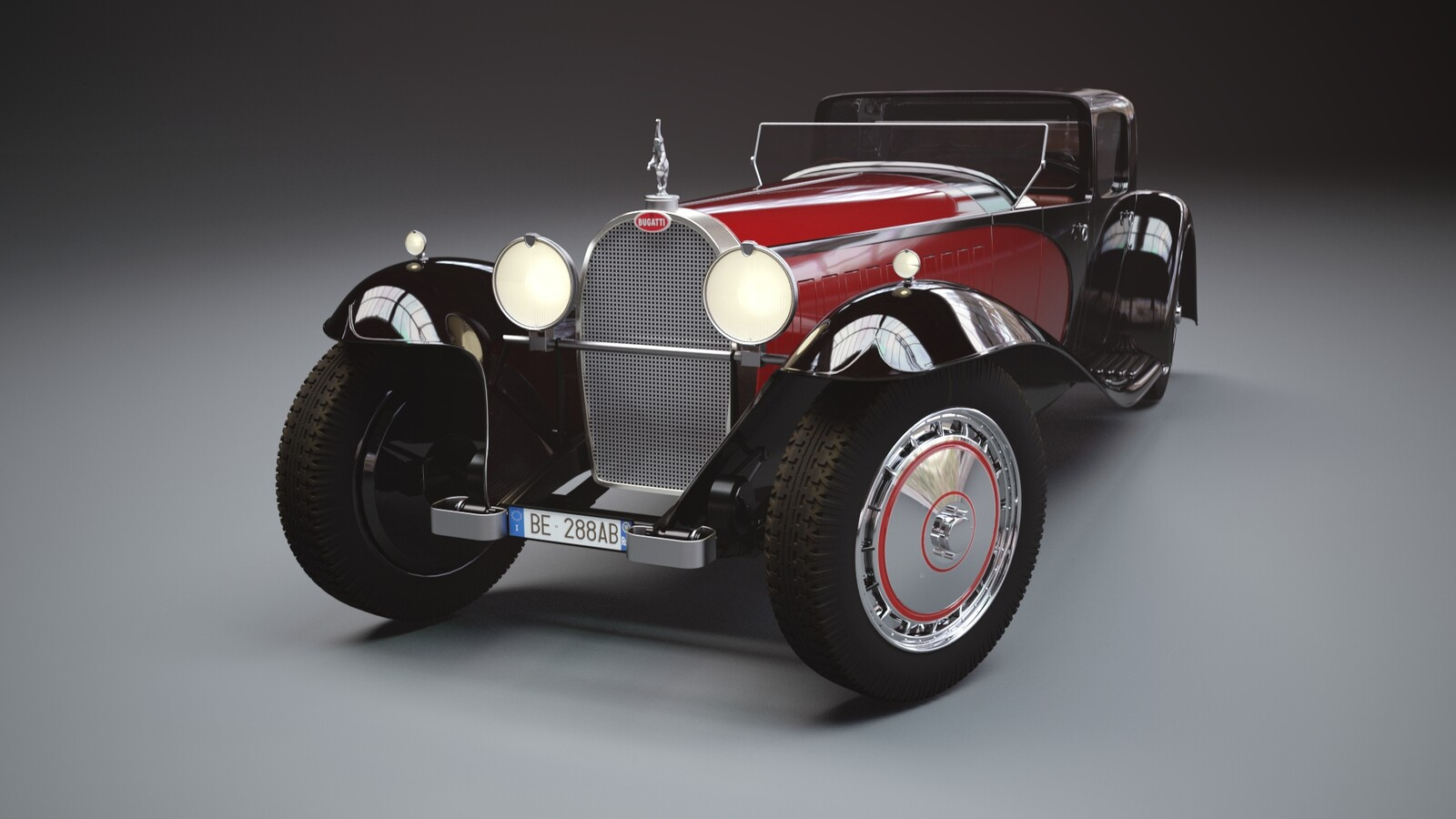 1932 Bugatti Type 41 Royale Binder Coupe de Ville