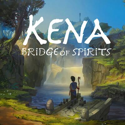 Chris karbach chris karbach chris karbach kena bridge of spirits environment 1 logo