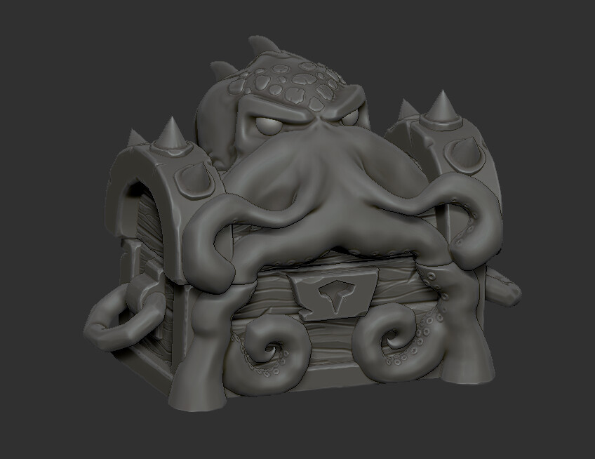 Octobox sculpt
