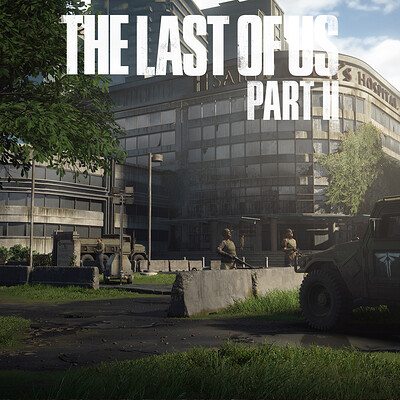 The Last of Us Part 2 - Hospital