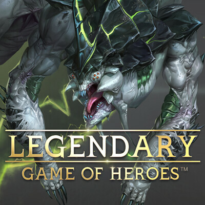 Legendary Game of Heroes | Dragon Rider Lavos