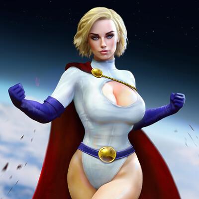 Kirill repin kirill repin powergirl 01c