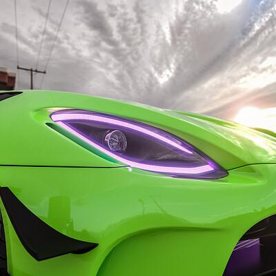 Javier oquendo javier oquendo viper drift car3