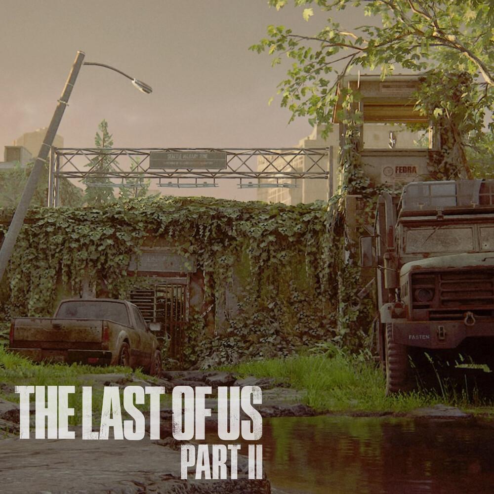 The Last of Us: Part 2 - Hostile Territory - Street