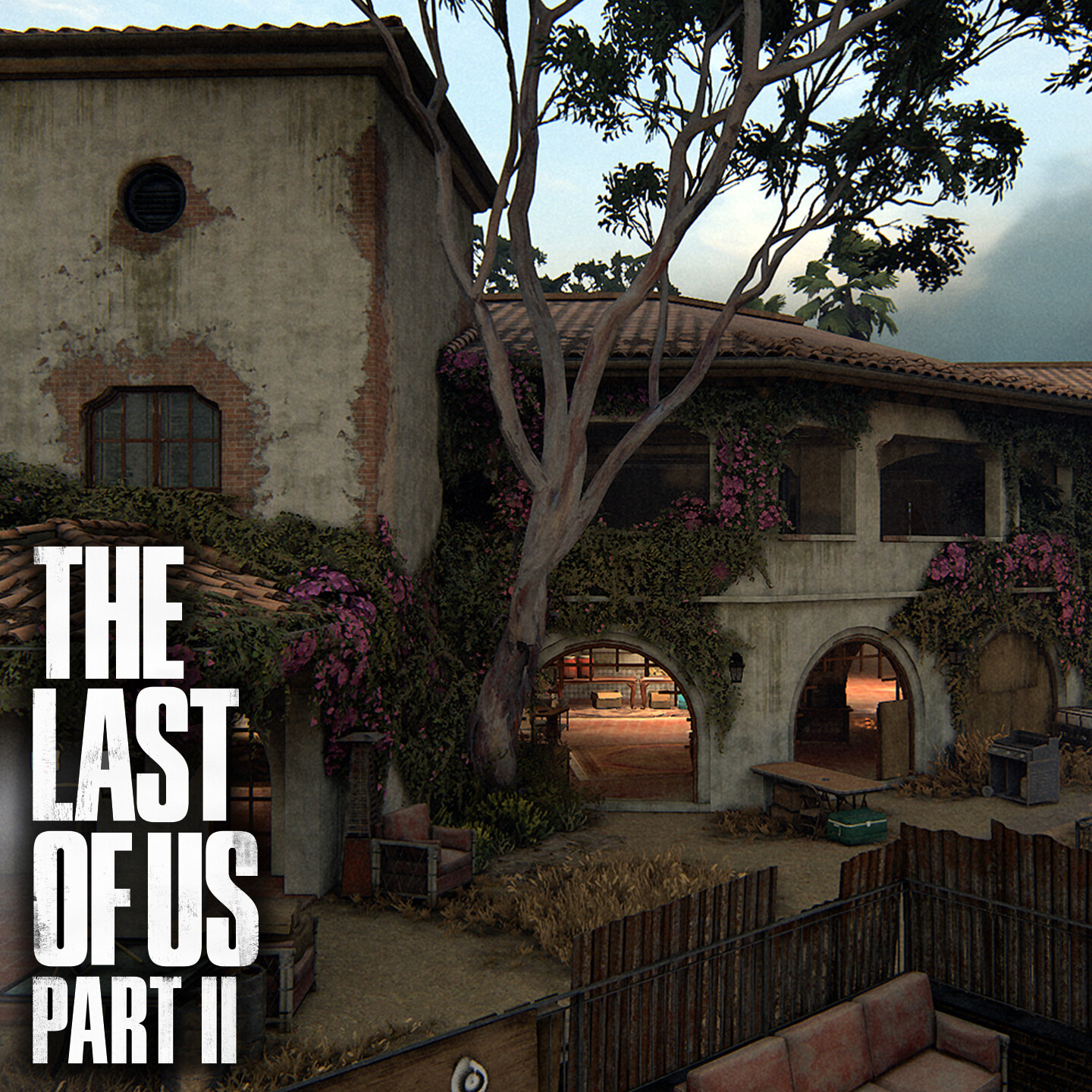 The Last of Us Part II - Santa Barbara - Resort - LOOKDEV