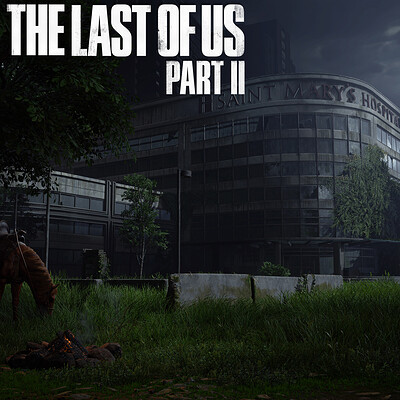 The Last Of Us Part 2: Hospital