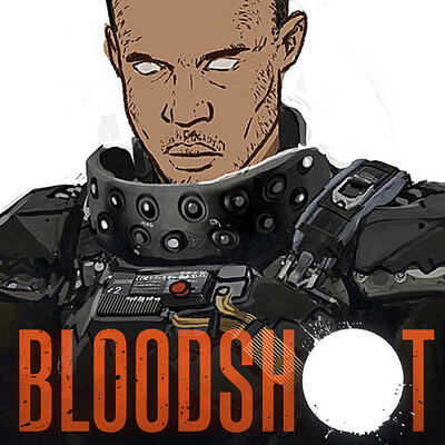 Christian pearce christian pearce bloodshot sticker