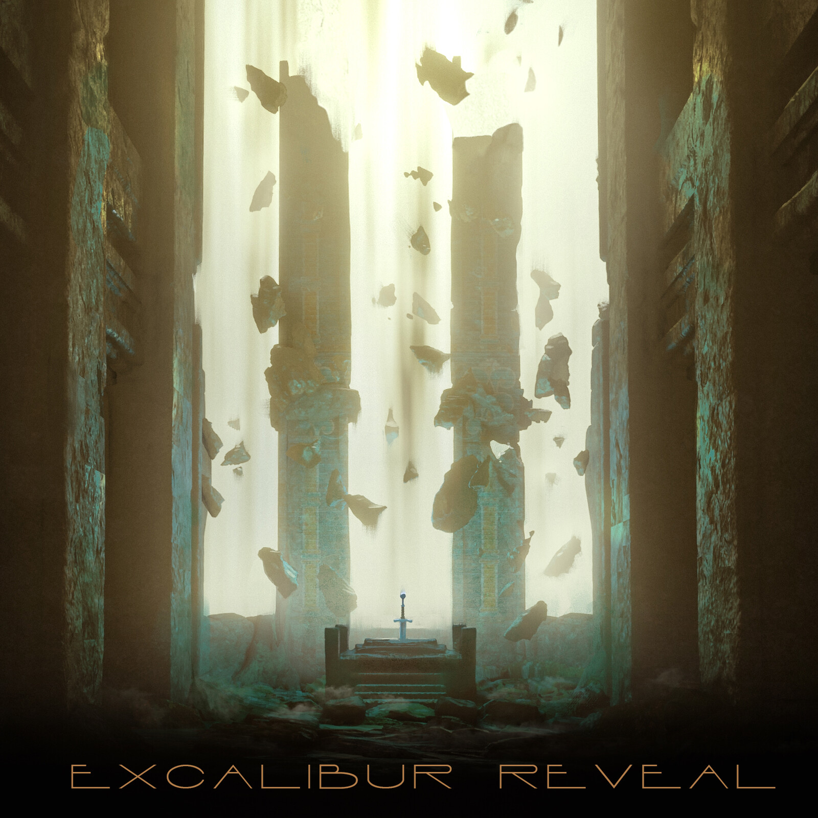Excalibur reveal moment
