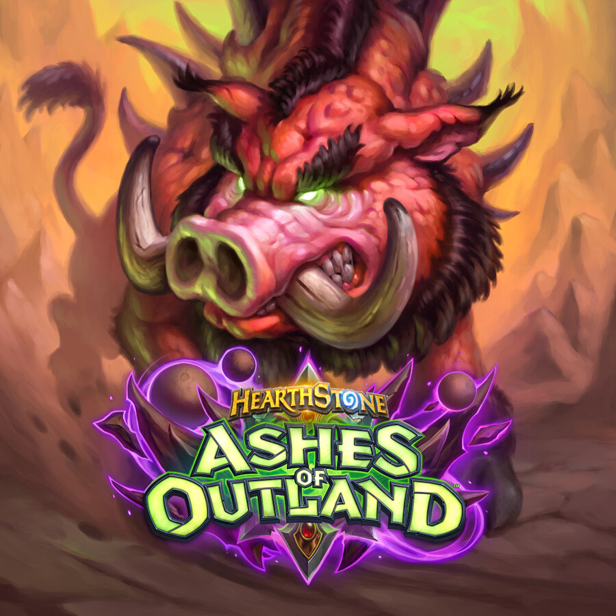 Hearthstone: Ashes of Outland - Helboar