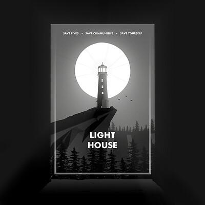 Adam nield adam nield light house thumb