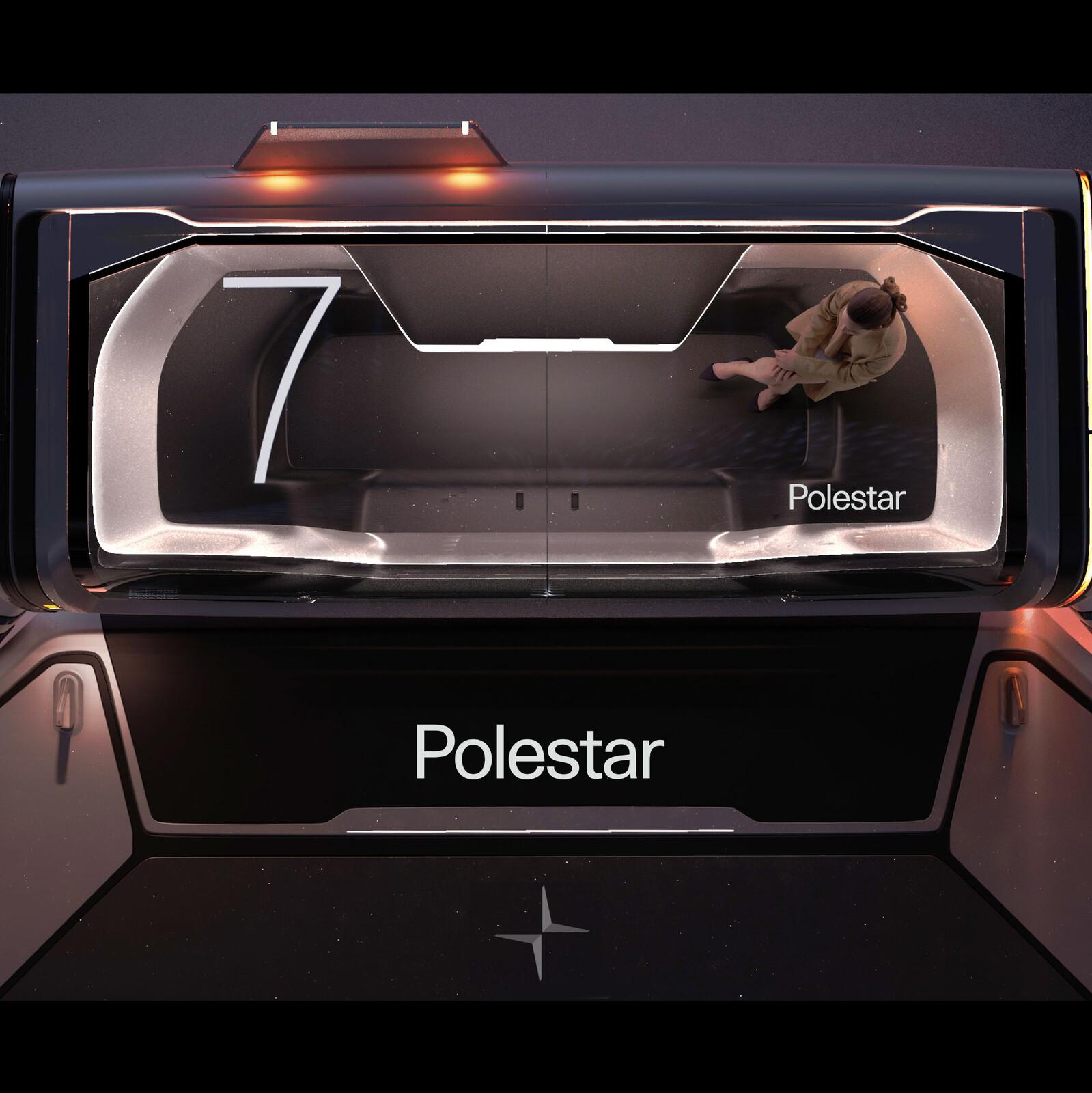 Polestar Design Contest submission
