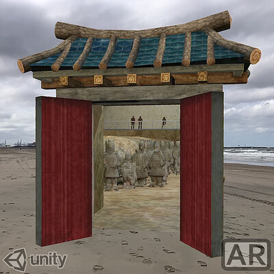 Terracotta Army AR Pop-up Museum