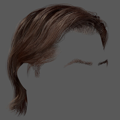 Realtime hair