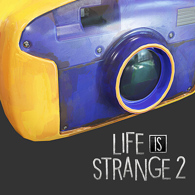 Life is Strange 2 - tech props 4