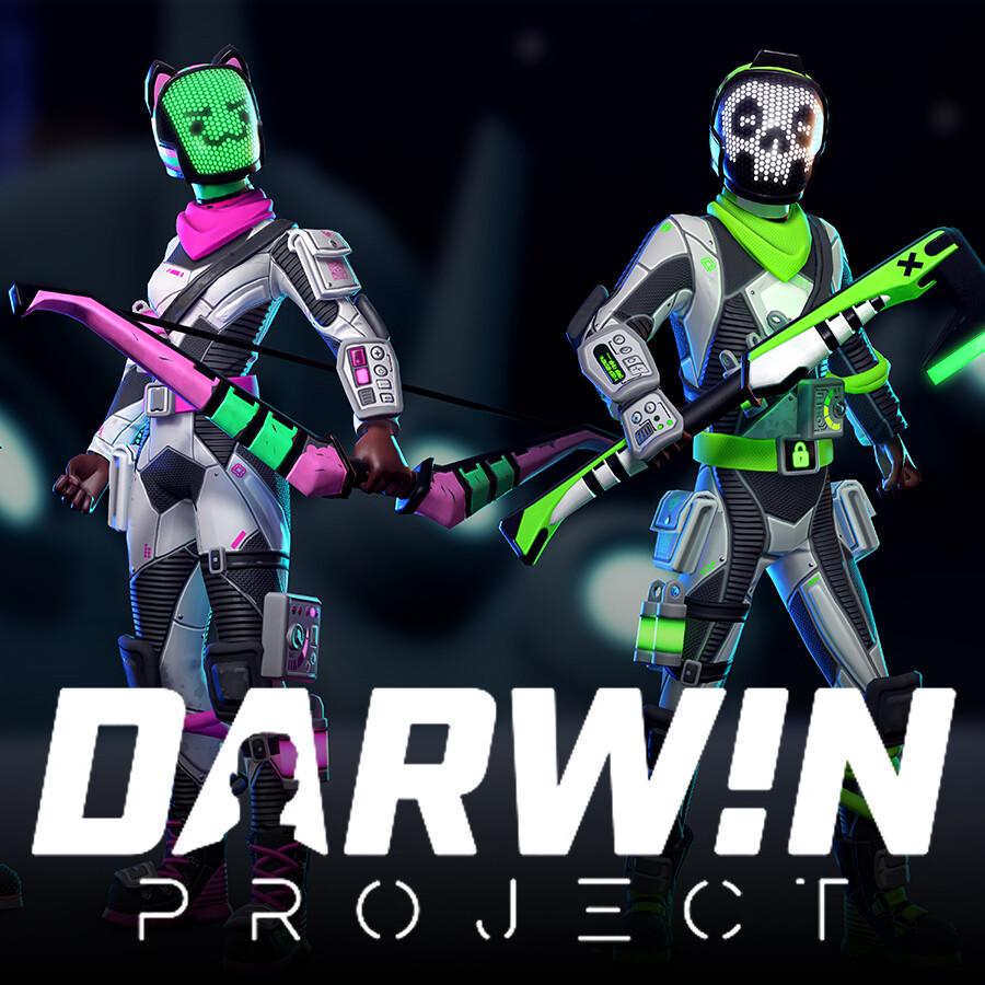 Darwin Project - Skins 2019