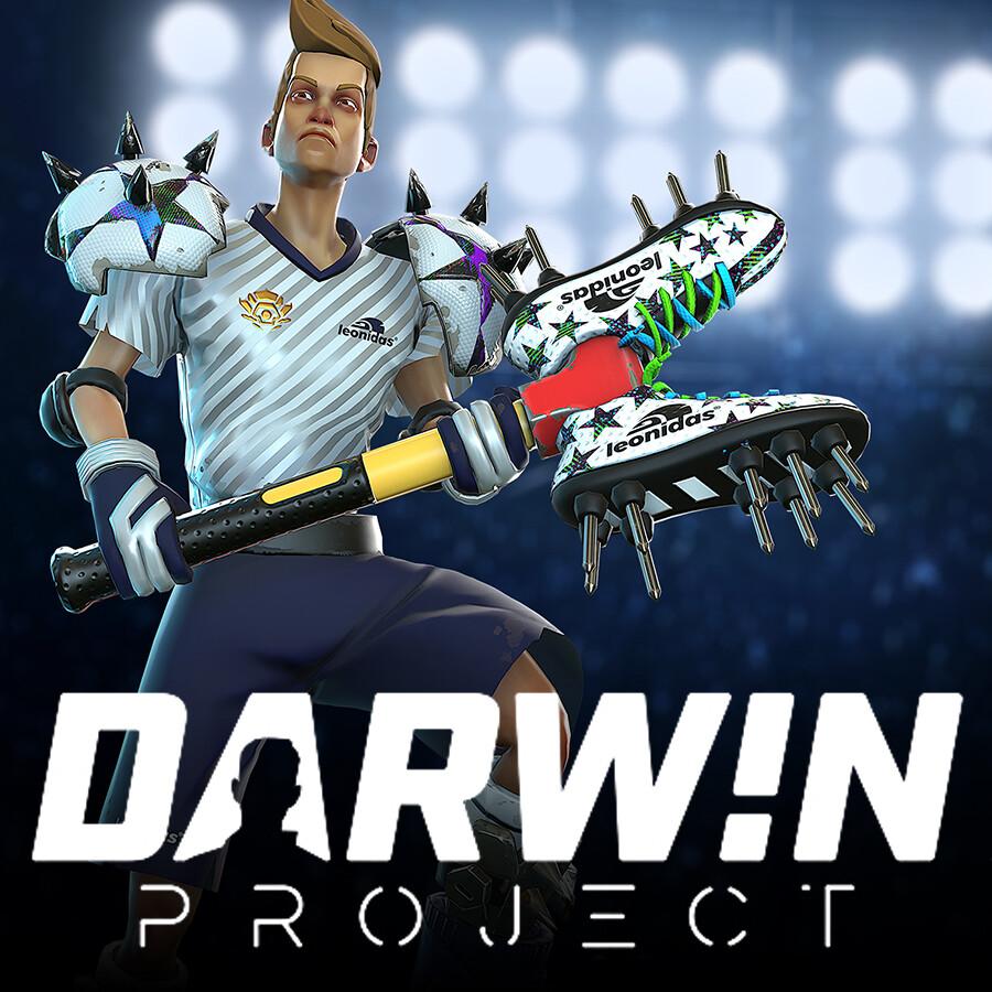 Darwin Project - Skins 2018 A
