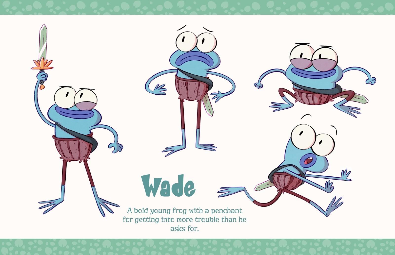 Wade's Glade - Wade