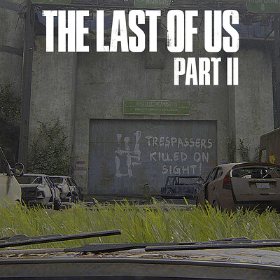 The Last of Us: Part 2 Seattle The Gate