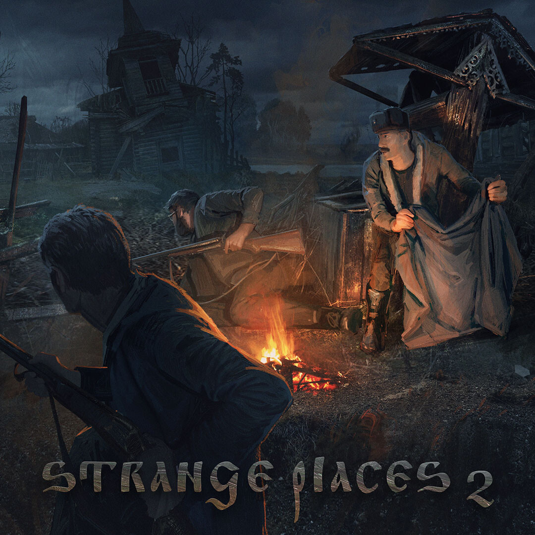 """Strange Places"" 2.07-2.09"