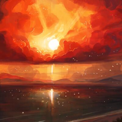 Maciej ptasinski maciej ptasinski sunset new 111
