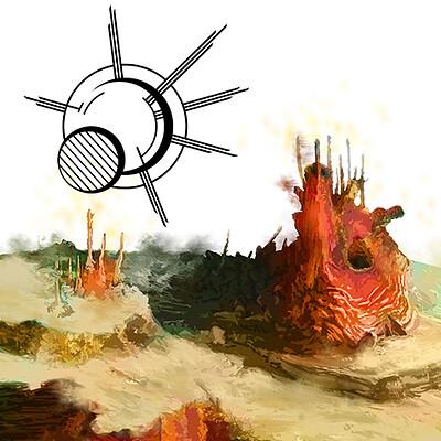 Guillaume janicki guillaume janicki avatar mars ruinsdetail