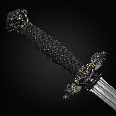Tor robinson tor robinson dagger thumb
