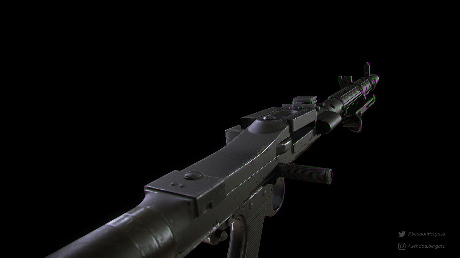 DLT-19 Heavy Blaster Rifle