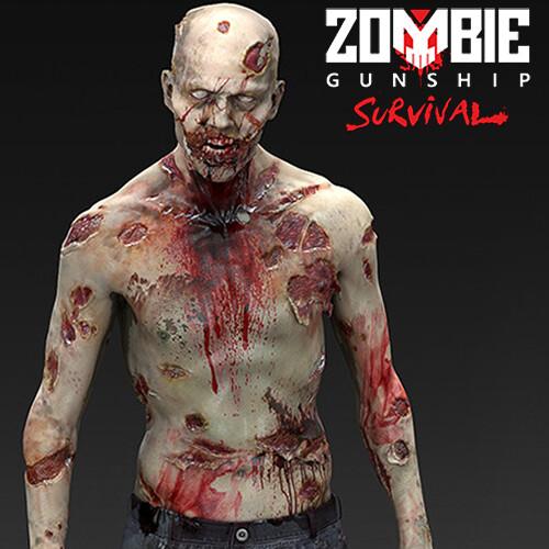 Zombie Gunship Survival pre-production