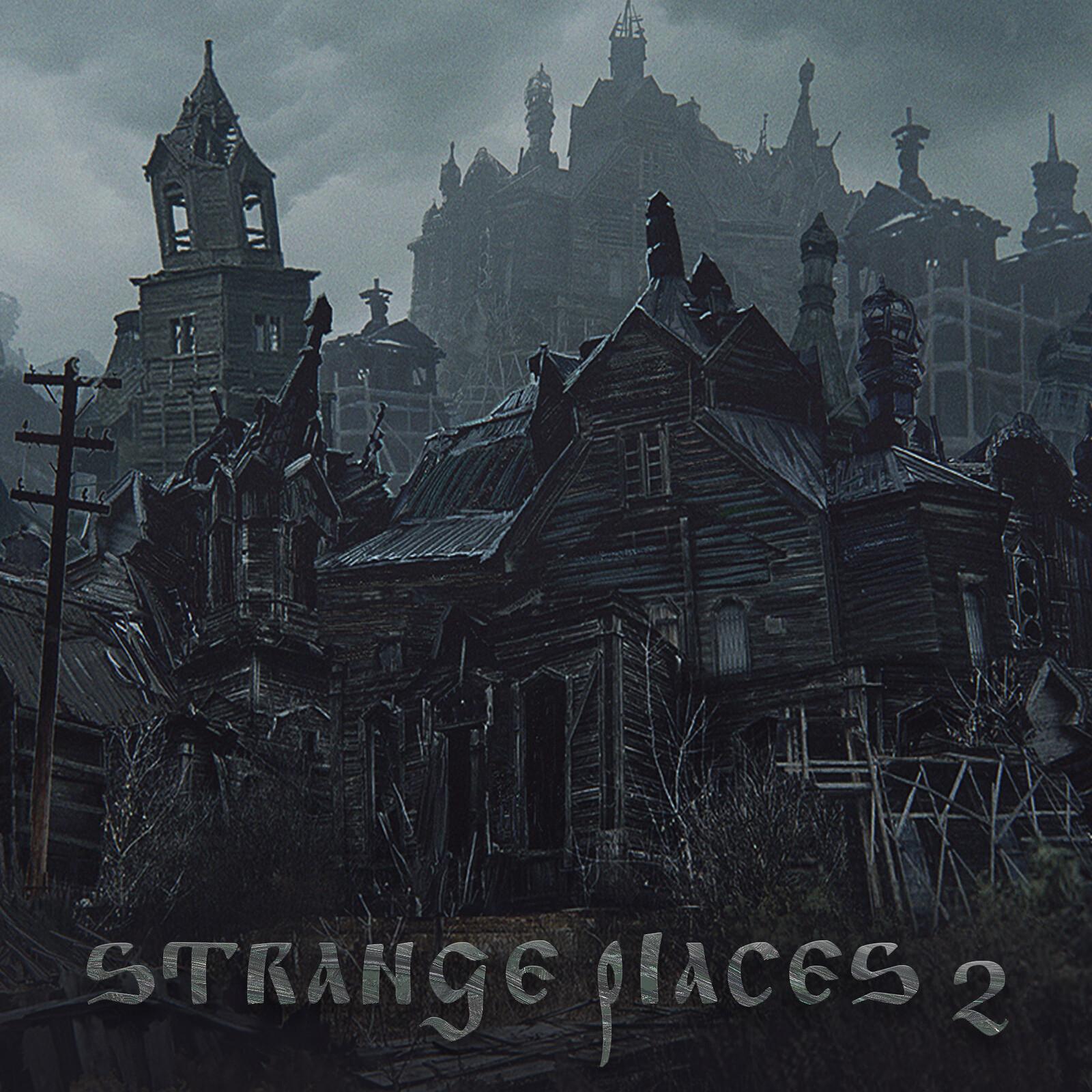 """Strange Places"" 2.10-2.12"