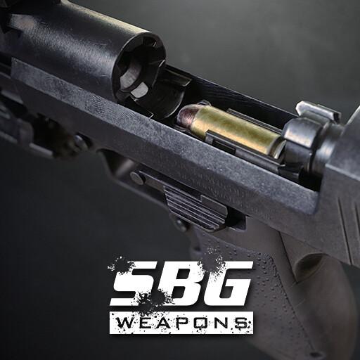 Pistol .50 AE