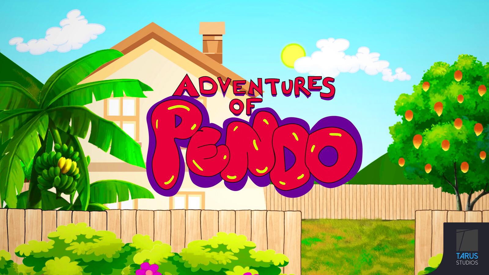ADVENTURES OF PENDO: KIDS ANIMATION