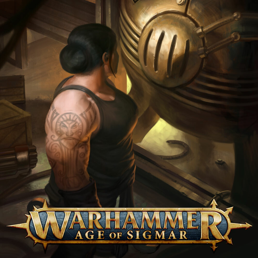 Age of Sigmar: Malgra - Skyrigger