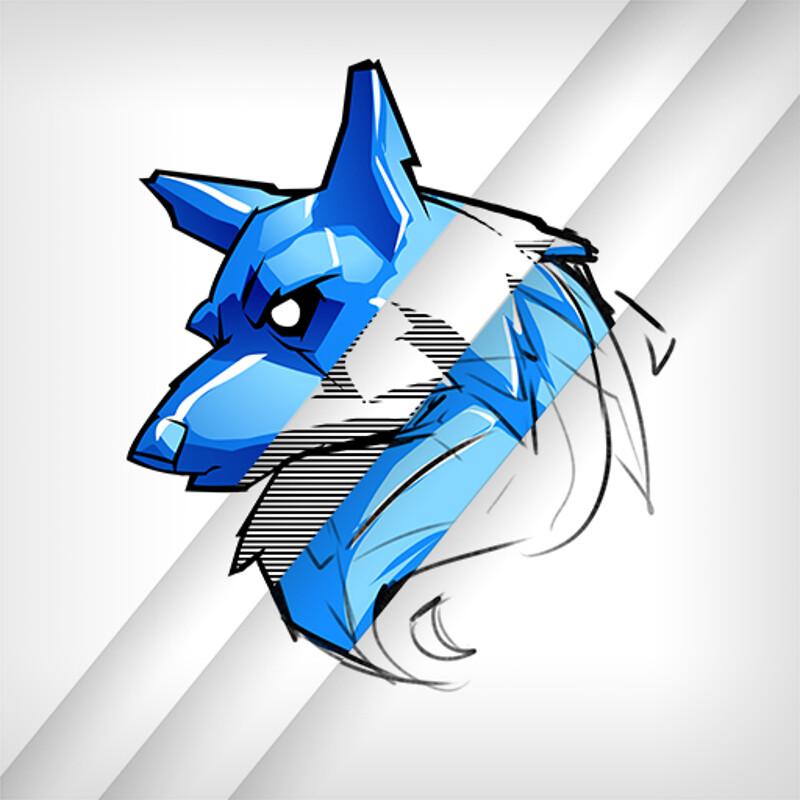 Logo Comission - garciagl19 on Twitch