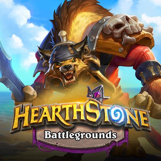 Hearthstone - Cap'n Hoggarr