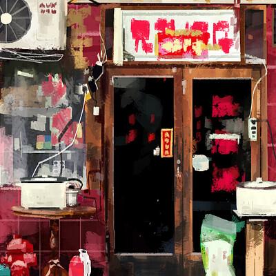 untitled Paint Study