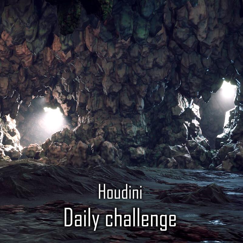 Houdini Daily Challenge