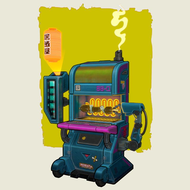 B8-Q Droid