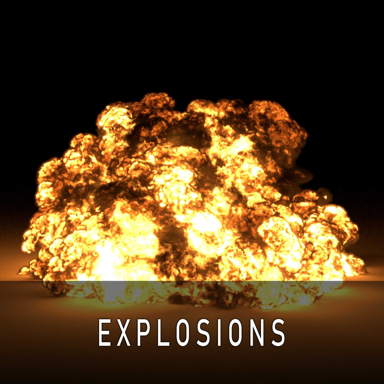 Explosions via PhoenixFD for Maya