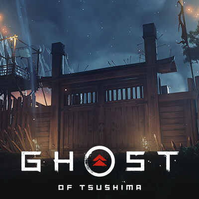 Ghost of Tsushima || Azamo