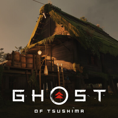Ghost of Tsushima || Iijima Farmstead
