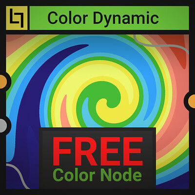 Color Dynamic Node